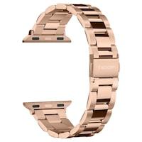 Curea otel inoxidabil Spigen Modern Fit Apple Watch 1/2/3/4/5/6/SE (38/40mm) Rose Gold