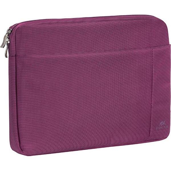 Fotografie Husa Sleeve RivaCase 8203 pentru laptop, 13.3'', Purple