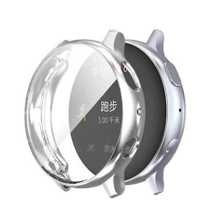 Силиконов протектор Nordic Samsung Galaxy, Watch Active 2, 40mm, Сребрист
