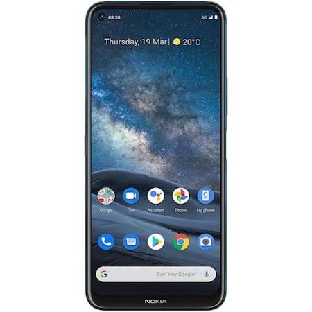 Смартфон Nokia 8.3, Dual SIM, 64GB, 6GB RAM, 5G, Polar Night