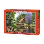 Пъзел Castorland, River Cottage, 1000 части