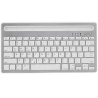 Клавиатура bluetooth A+ Keyboard, Универсална, Алуминий