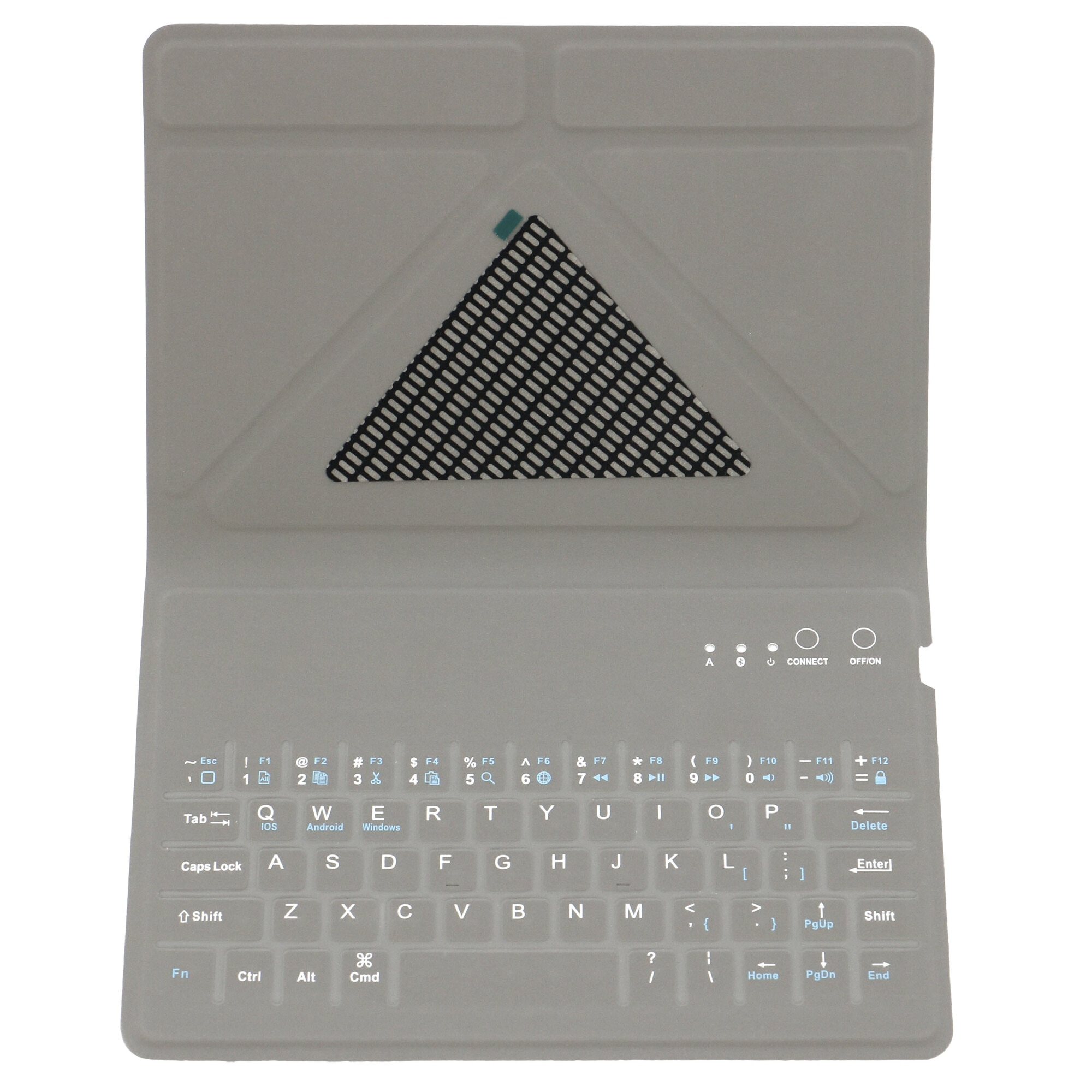 Fotografie Husa protectie cu tastatura A+ Case Thin,7-8 inch