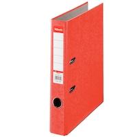 Biblioraft 5cm A4 Rainbow Esselte Biblioraft Esselte Rainbow, carton, A4, 5 cm, rosu