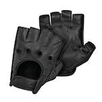 Ръкавици за шофиране без пръсти Pilot-2 - XL, Черен