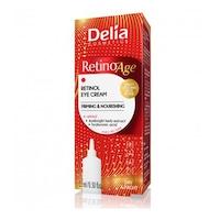 Delia Retinol feszesítő és tápláló szemkörnyékápoló krém 15 ml
