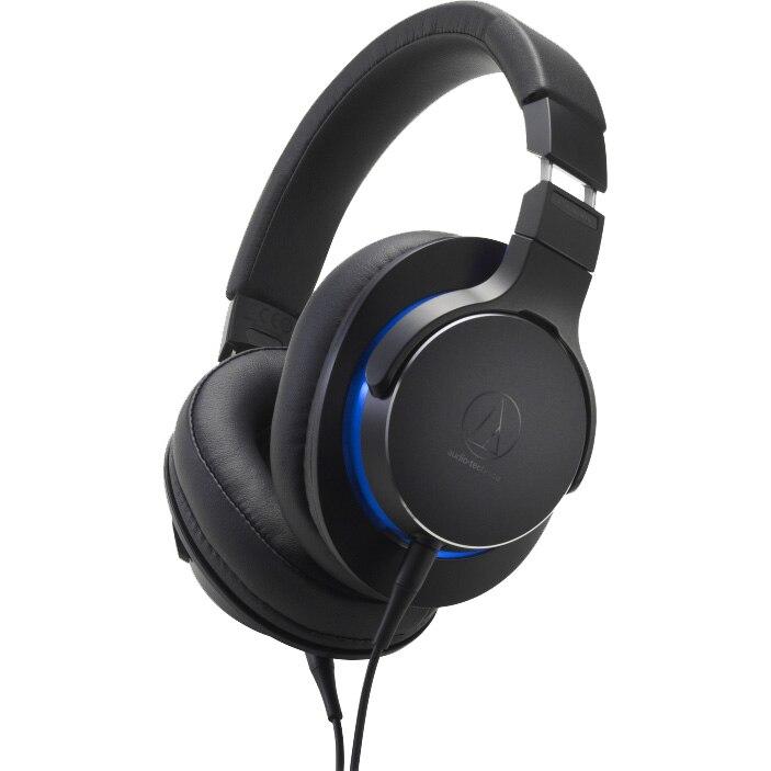 Fotografie Casti Audio Over the Ear Audio Technica ATH-MSR7b, Cu fir, Negru