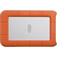 """Външен хард диск LaCie Rugged Mini 4TB, 2.5"""", USB 3.0, Сребрист"""