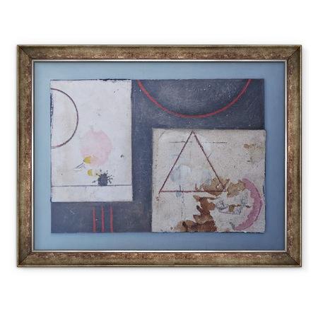 Tablou inramat - Peter McClure - ASCENDENT. 20-20, 60 x 80 cm