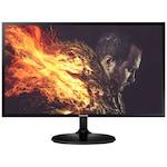 "Samsung LS24F350FH LED monitor, 24"", Full HD, 1920 x 1080, D-Sub, HDMI, Fekete"