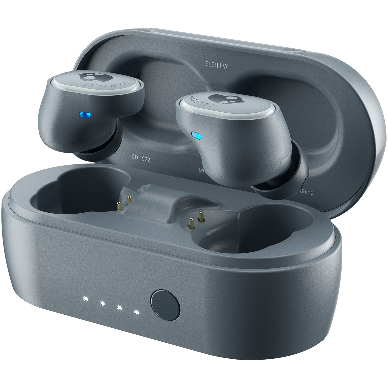 Fotografie Casti Audio In-Ear, Skullcandy Sesh Evo, True Wireless, Bluetooth, Chill Grey