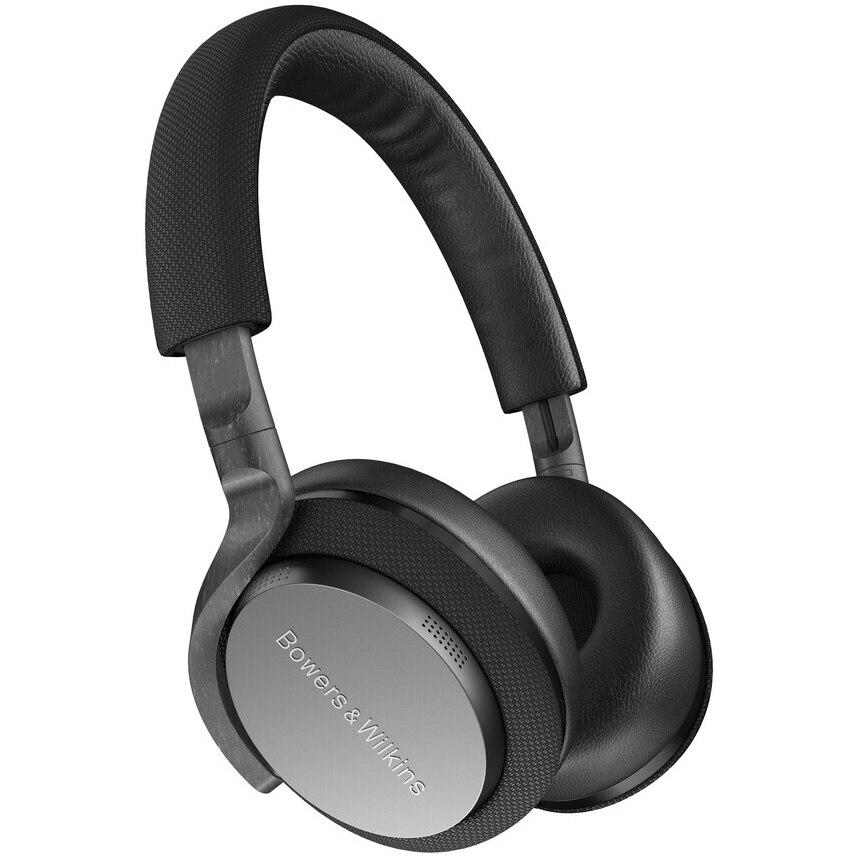 Fotografie Casti Audio Over the Ear Bowers & Wilkins PX5, Wireless, Bluetooth, Noise cancelling, Microfon, Autonomie 25 ore, Space Gray