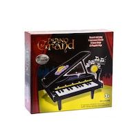 Medito játék zongora mikrofonnal, elemes