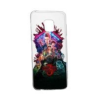 Szilikon védőtok Stranger Things Xiaomi Redmi Note 9 Pro, 372