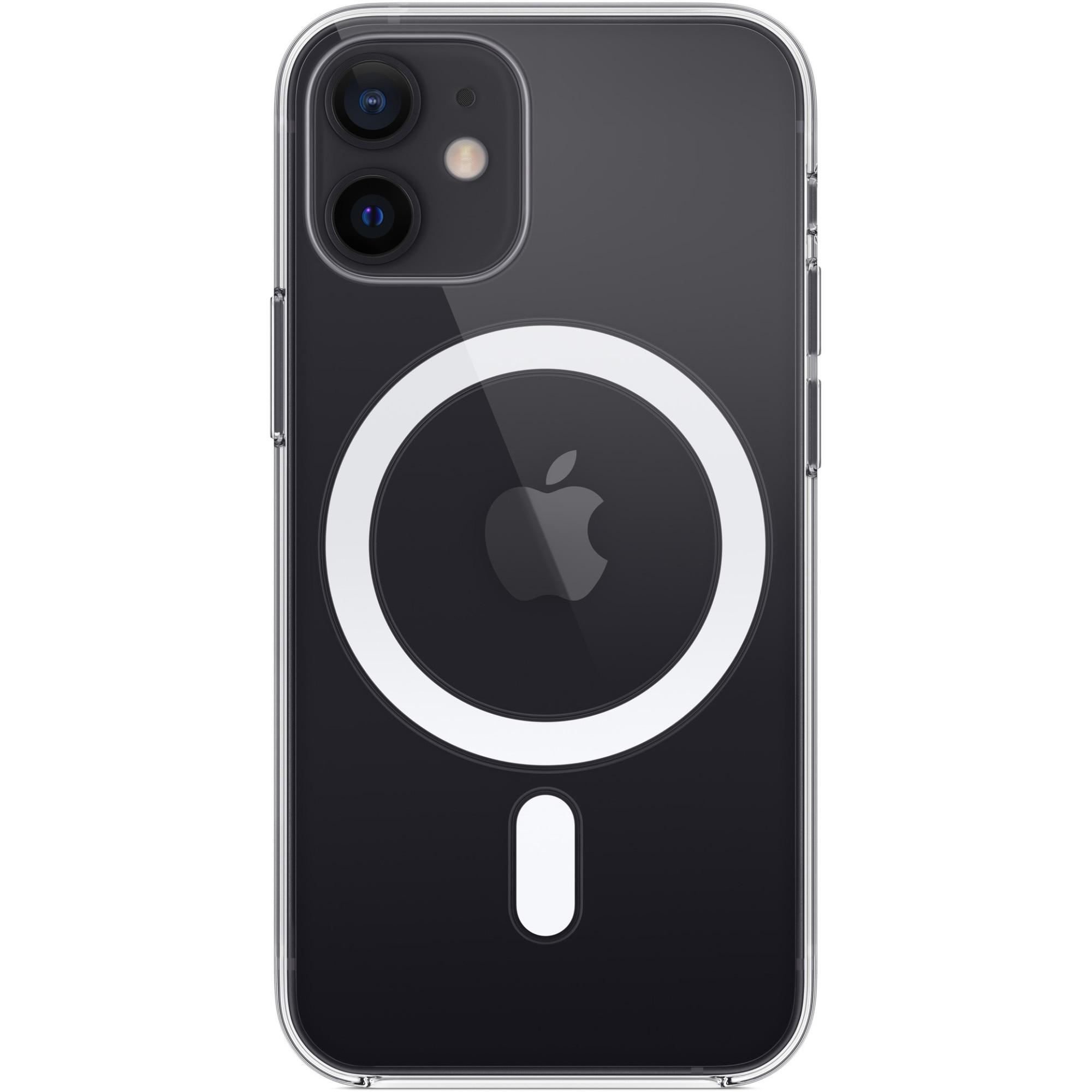 Fotografie Husa de protectie Apple Clear Case MagSafe pentru iPhone 12 mini