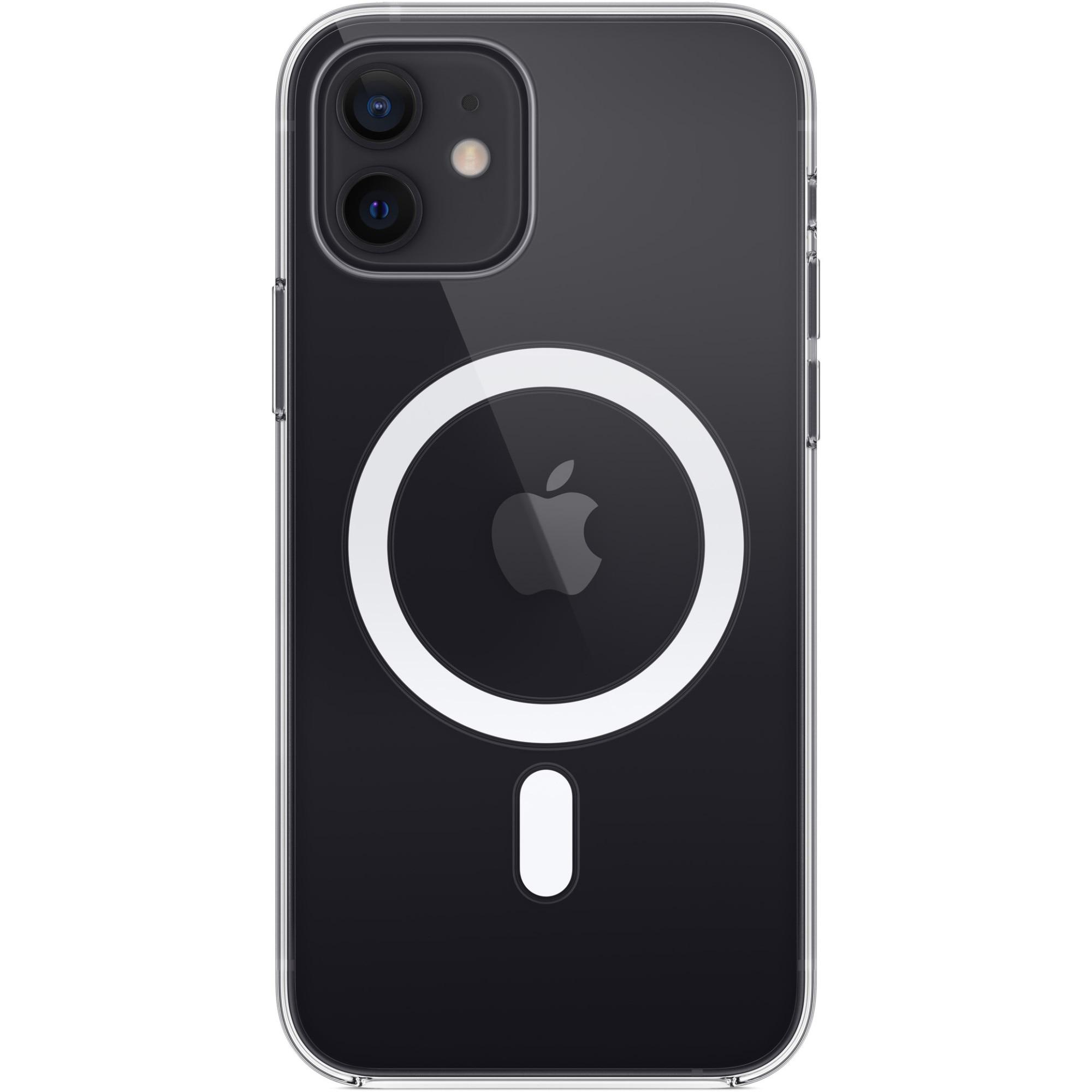 Fotografie Husa de protectie Apple Clear Case MagSafe pentru iPhone 12/12 Pro