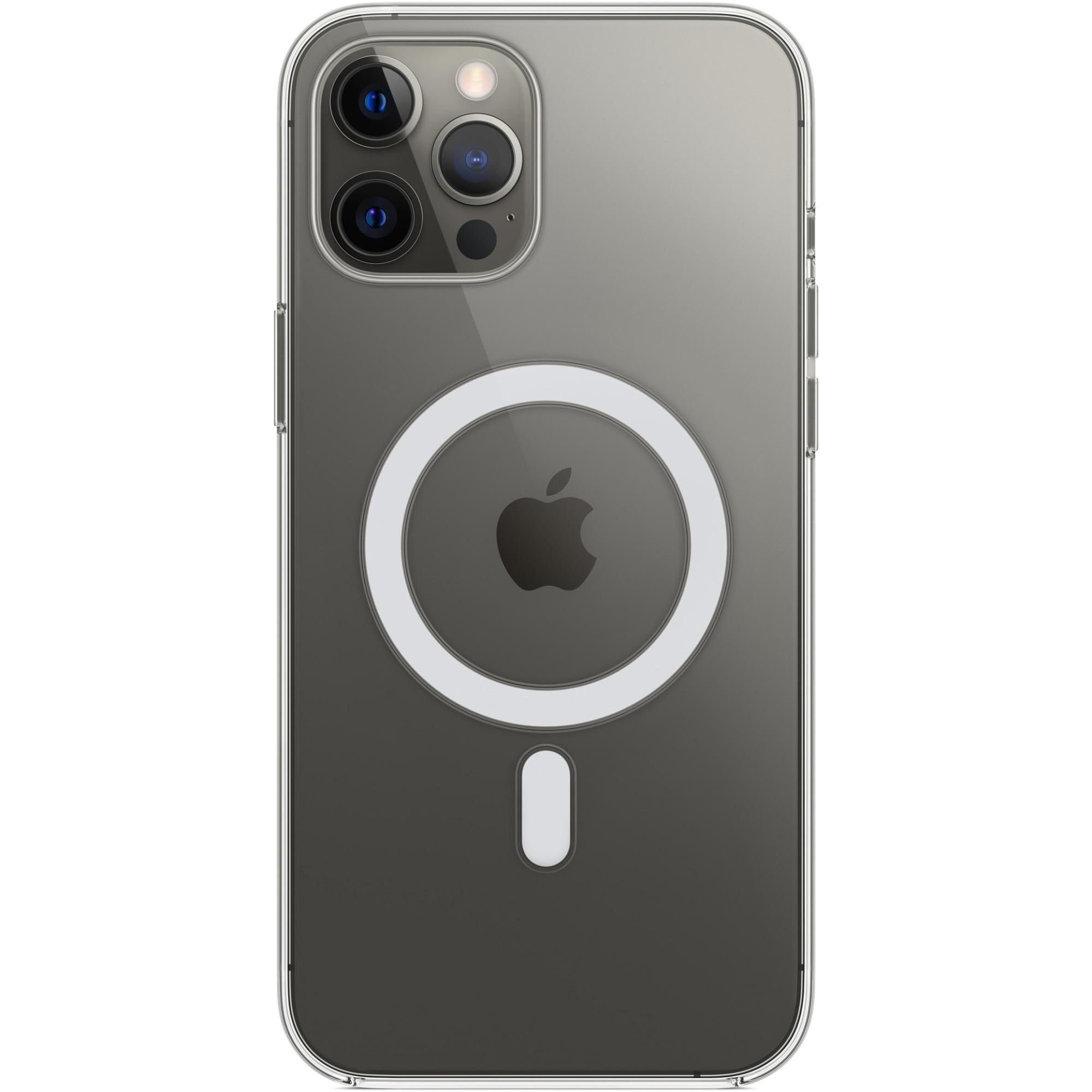 Fotografie Husa de protectie Apple Clear Case MagSafe pentru iPhone 12 Pro Max