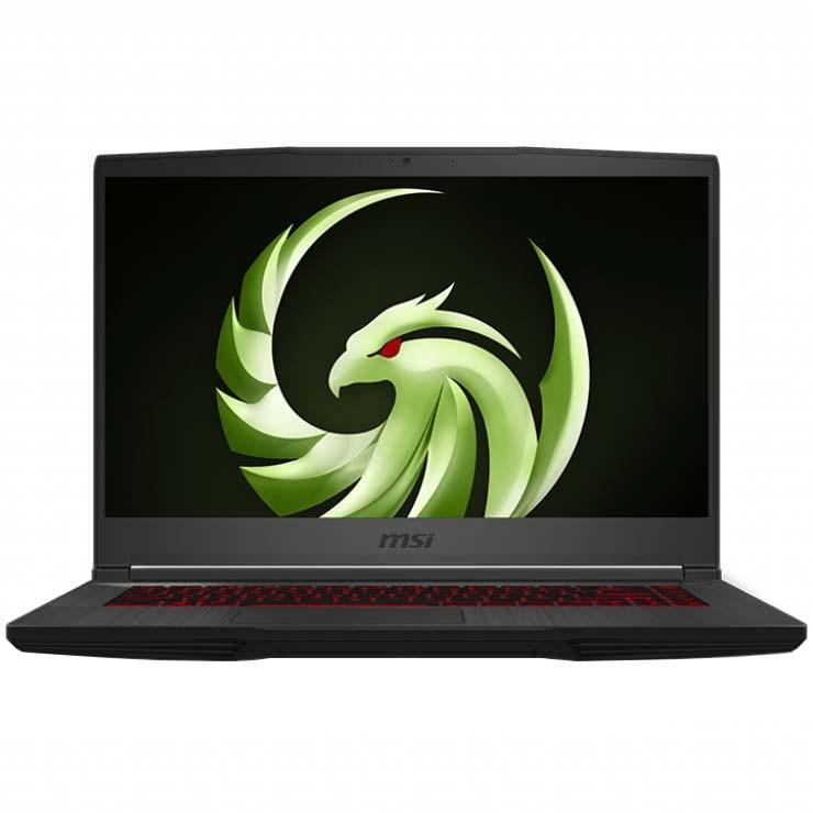 "Fotografie Laptop MSI Bravo 15 A4DDR-289XRO cu procesor AMD Ryzen 7 4800H pana la 4.20 GHz, 15.6"", Full HD, 144Hz, 16GB, 512GB SSD, Radeon RX5500M 4GB, No OS"