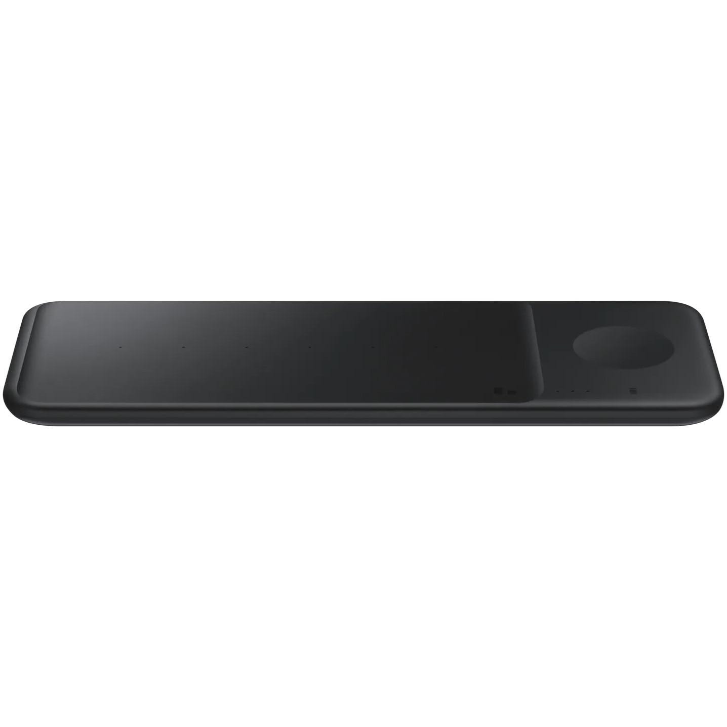 Fotografie Incarcator wireless Samsung Charger Trio, Black