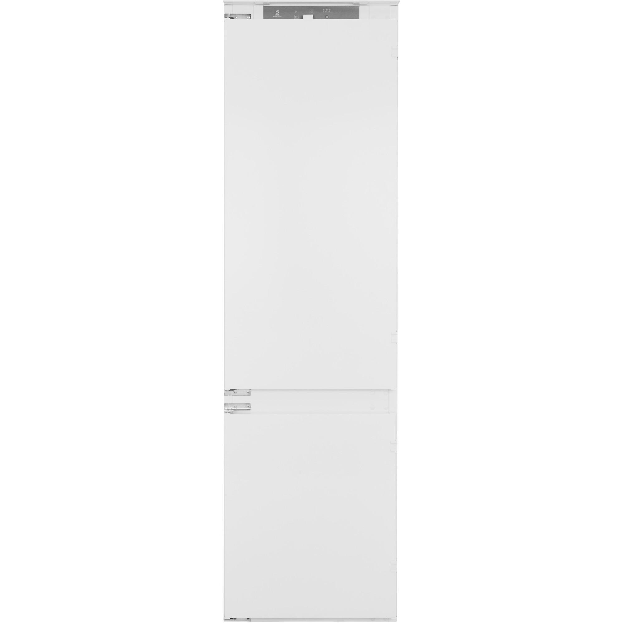 Fotografie Combina frigorifica incorporabila Whirlpool ART98101, 306 l, Clasa F, 6th Sense, H 193.5 cm, Inox