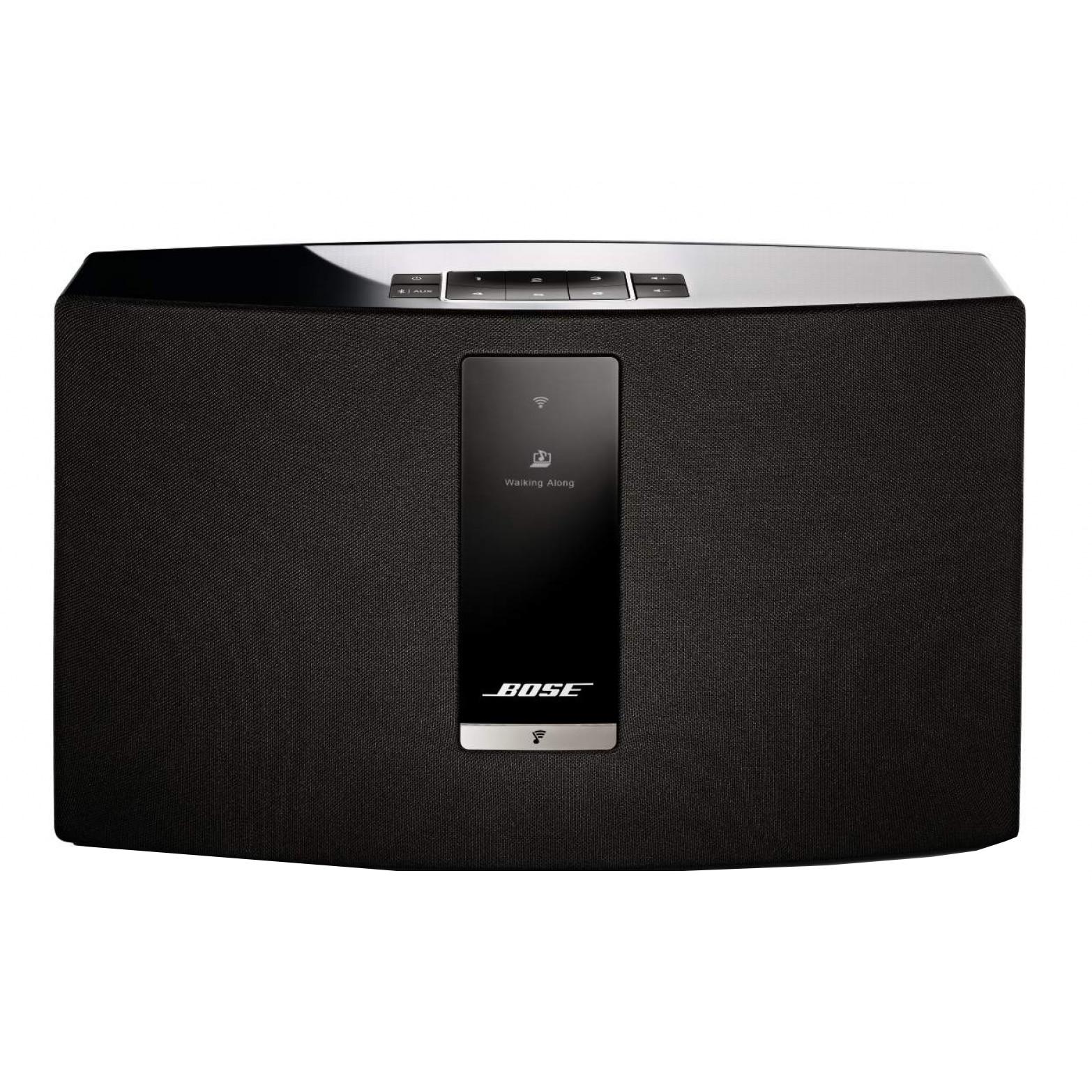 Fotografie Boxa WiFi Bluetooth Bose SoundTouch 20 III, Negru