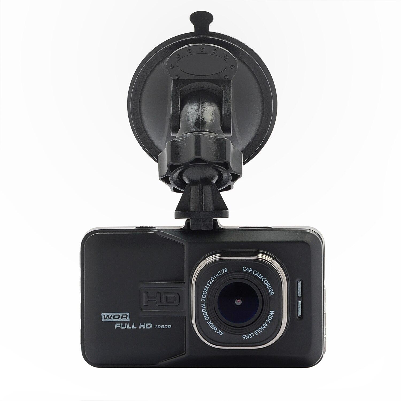 "Fotografie Camera Auto DVR 2Drive 3.0"" Full HD, cu card de memorie Kingston microSDHC 8GB, Class 10 + Adaptor"