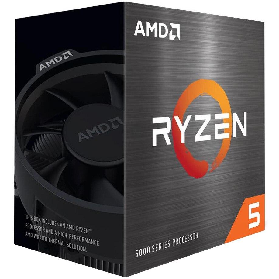 Fotografie Procesor AMD Ryzen™ 5 5600X, 35MB, 4.6GHz, Wraith Stealth