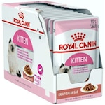 Royal Canin Macskaeledel, Kitten Instinctive, Nedves, 12x85g