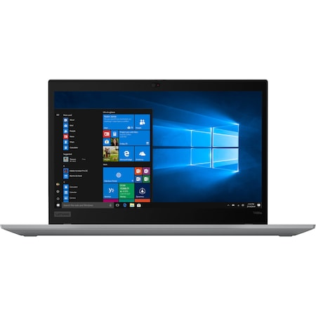 Лаптоп Lenovo ThinkPad T490s с Intel Core i5-8265U (1.60/3.90GHz, 6 M), 8 GB, 1TB M.2 NVMe SSD, Intel UHD Graphics 620, Windows 10 Pro 64-bit, сребрист