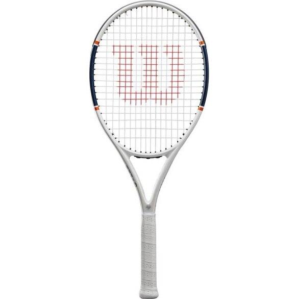 Fotografie Racheta tenis Wilson Roland Garros Triumph, grip 3