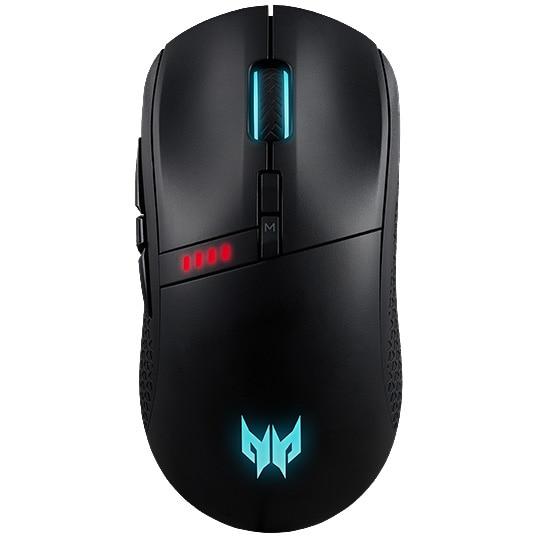 Fotografie Mouse gaming wireless Acer Predator Cestus 350, iluminare RGB,