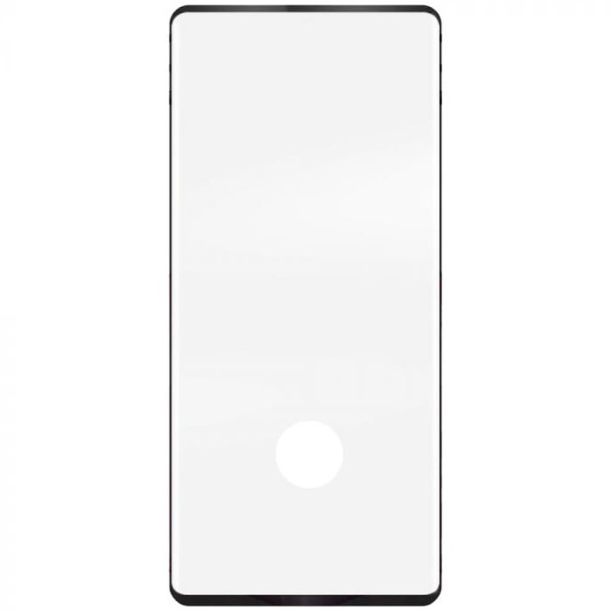 Fotografie Folie de protectie Lemontti Sticla 2.5D Case Friendly pentru Samsung Galaxy Note 20, Black