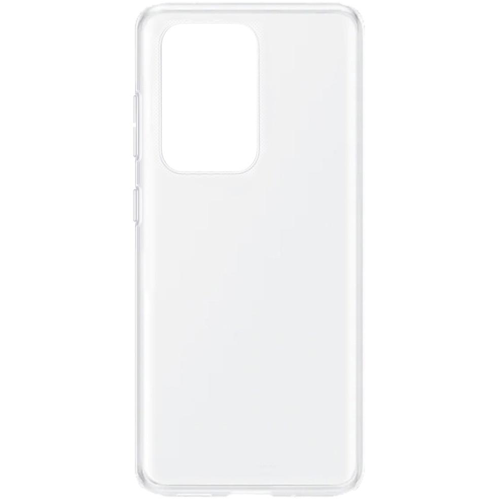 Fotografie Husa de protectie Devia Silicon Naked pentru Samsung Galaxy S20 Ultra, Crystal Clear