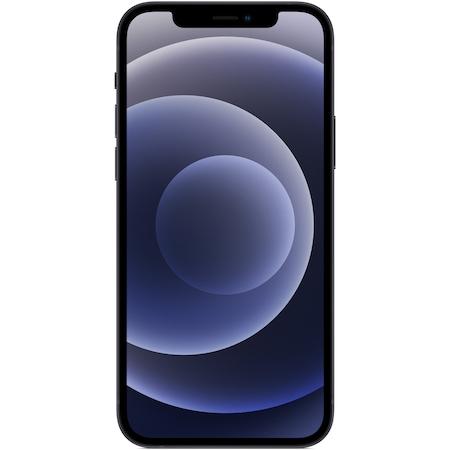 Telefon mobil Apple iPhone 12, 256GB, 5G, Black