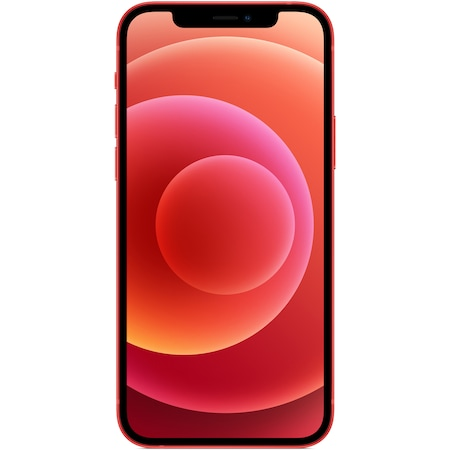 Telefon mobil Apple iPhone 12, 256GB, 5G, (PRODUCT)RED