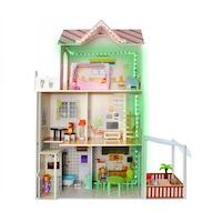 kit constructie casa lemn