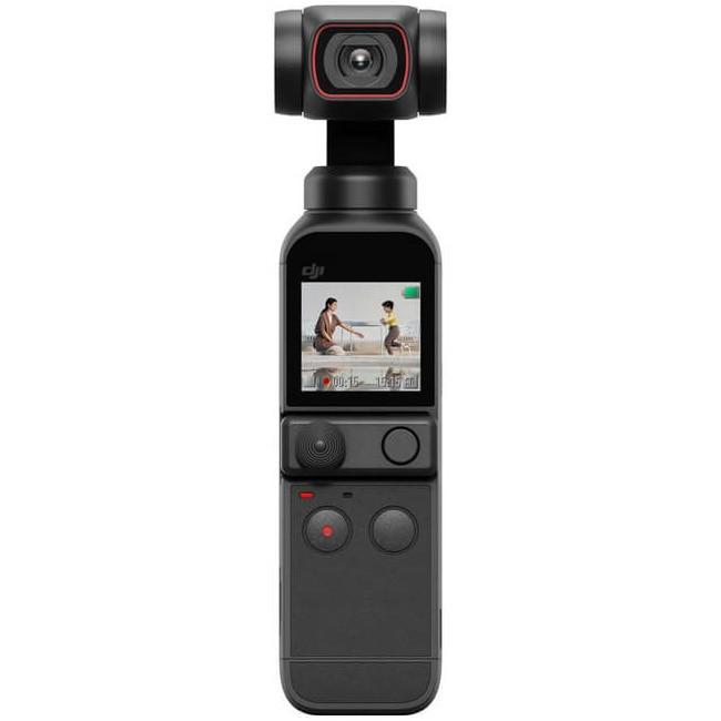 Fotografie Camera video sport DJI Osmo Pocket 2, 64MP, 4K, Negru