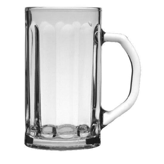 Fotografie Set 6 Halbe bere Uniglass, 500 ml
