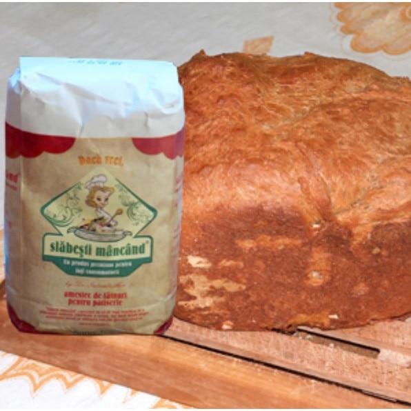 Paste făinoase, biscuiţi, premixuri ambalate la 1 kilogram şi pâine - acum disponibile şi online!!!