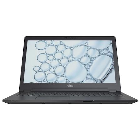 Лаптоп Fujitsu Lifebook U7510 с Intel Core i5-10210U (1.60/4.20 GHz, 6M), 32 GB, 500GB M.2 NVMe SSD, Intel UHD Graphics, Windows 10 Pro 64-bit, черен