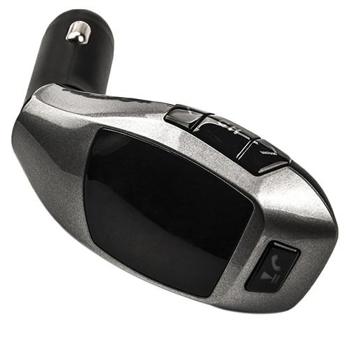 Car Kit auto cu functie de modulator FM ,Bluetooth, X5 - eMAG.ro
