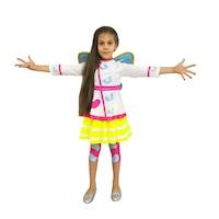 Детски карнавален костюм HuxyMascots Масленка, размер 134