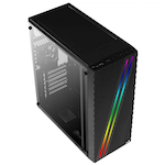 Sistem PC Gaming Pro377, Procesor Intel® Core™ I7 3,4 GHz, 16GB RAM, Capacitate stocare 2TB HDD, placa video GeForce GT710, SuperCase