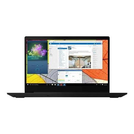 Лаптоп Lenovo IdeaPad S145-15IWL, 15.6 FHD , Intel Core i3-8145u, 8GB DDR4, 480 GB SSD, Windows 10 Home, Черен