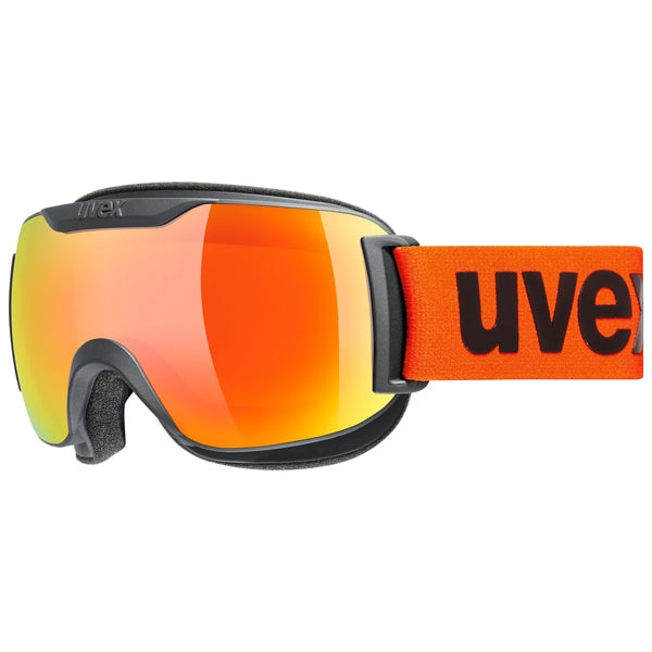 Fotografie Ochelari schi Uvex Downhill 2000 S CV , Black/Orange