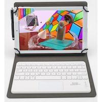 Smart TabbyBoo® EduLearn Pro (2021),tablet és billentyűzet,,10.1 négymagos, 2 GB-os, DDR3 RAM 32 GB-os ROM, 4G LTE, kettős SIM - Arany