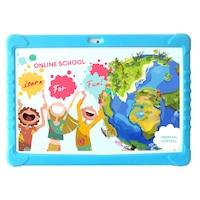 Smart TabbyBoo® EduLearn,Tablet a gyerekeknek,10.1 négymagos, 2 GB-os, DDR3 RAM 32 GB-os ROM, 3G, kettős SIM - Kék
