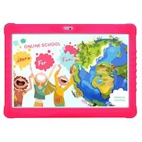 Smart TabbyBoo® EduLearn,Tablet a gyerekeknek,10.1 négymagos, 2 GB-os, DDR3 RAM 32 GB-os ROM, 3G, kettős SIM - rózsaszín