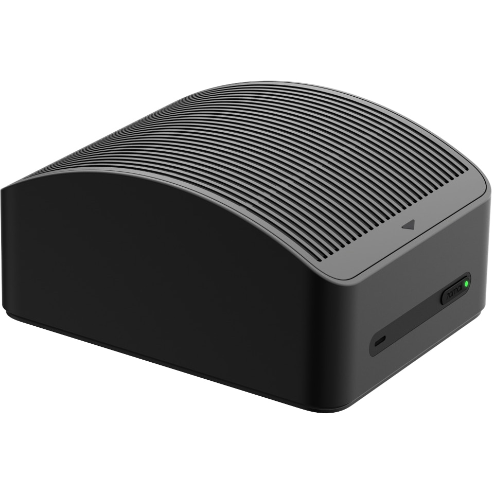 Fotografie Purificator aer pentru auto Xiaomi 70Mai Midrive AC01 , 30m2/h, control aplicatie, senzor praf, USB, negru