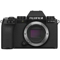 Фотоапарат Mirrorless Fujifilm X-S10, 26.1 MP, 4K, Body, Черен